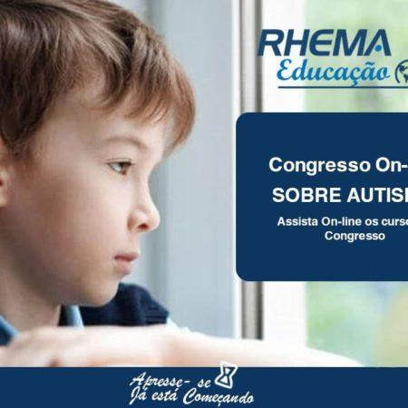 1º Congresso On-line de Autismo